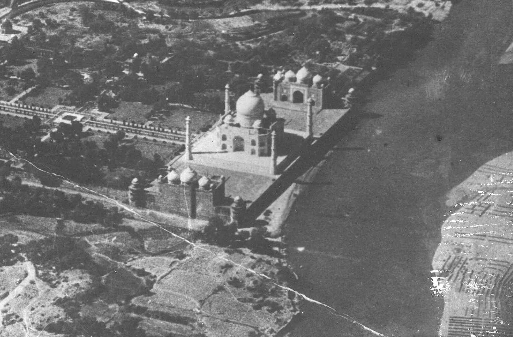 real story behind the mystery of missing of taj mahal