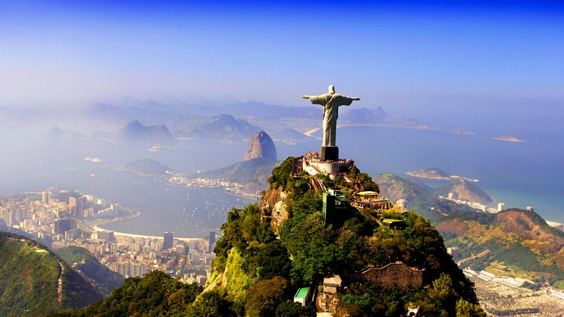 christ the redeemer-seven wonders of the world