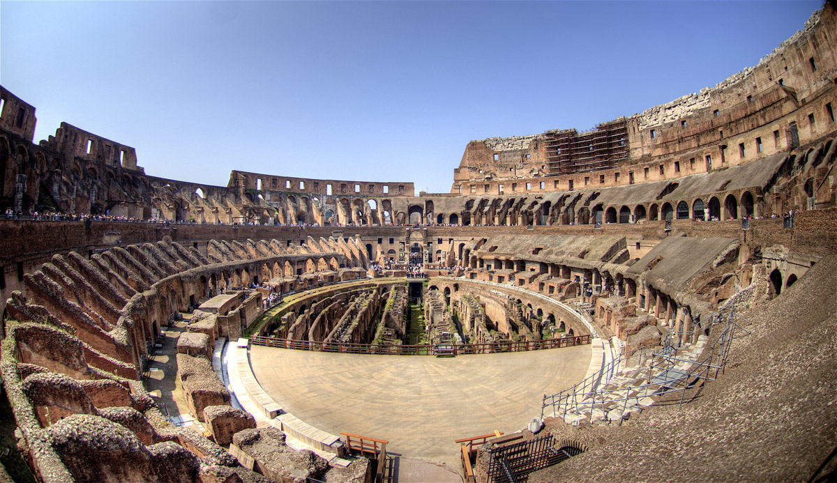 colosseum1-rome-seven wonders of the world