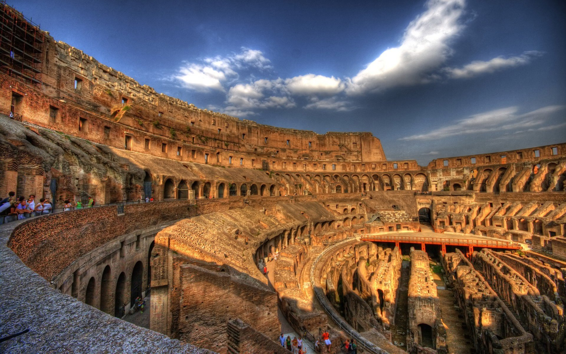 colosseum2-rome-seven wonders of the world