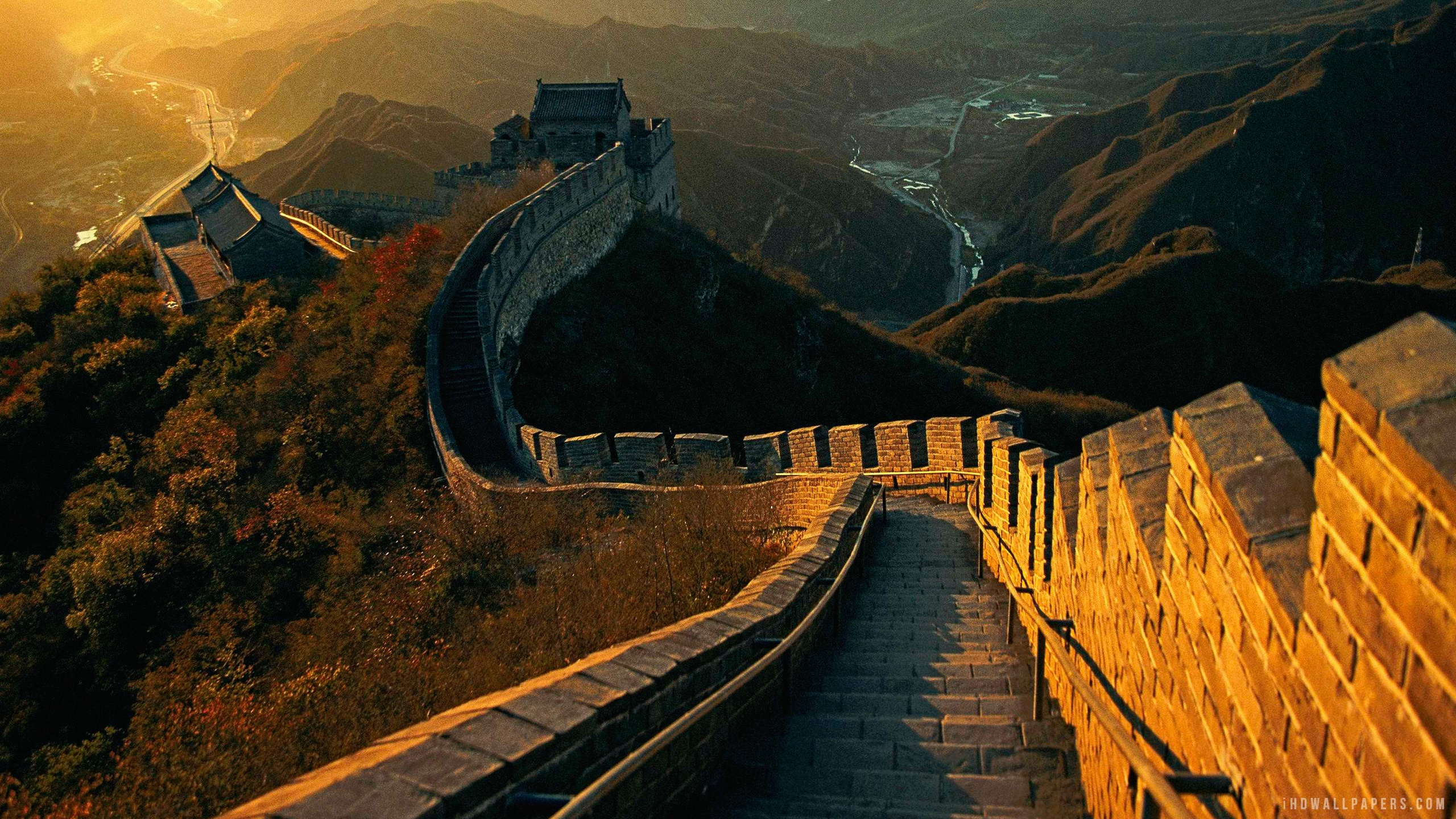 great wall of china - seven wonders of the world
