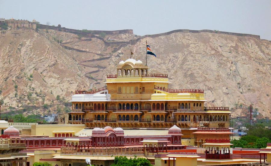 city palace jaipur, trip to ideal cities of noth india