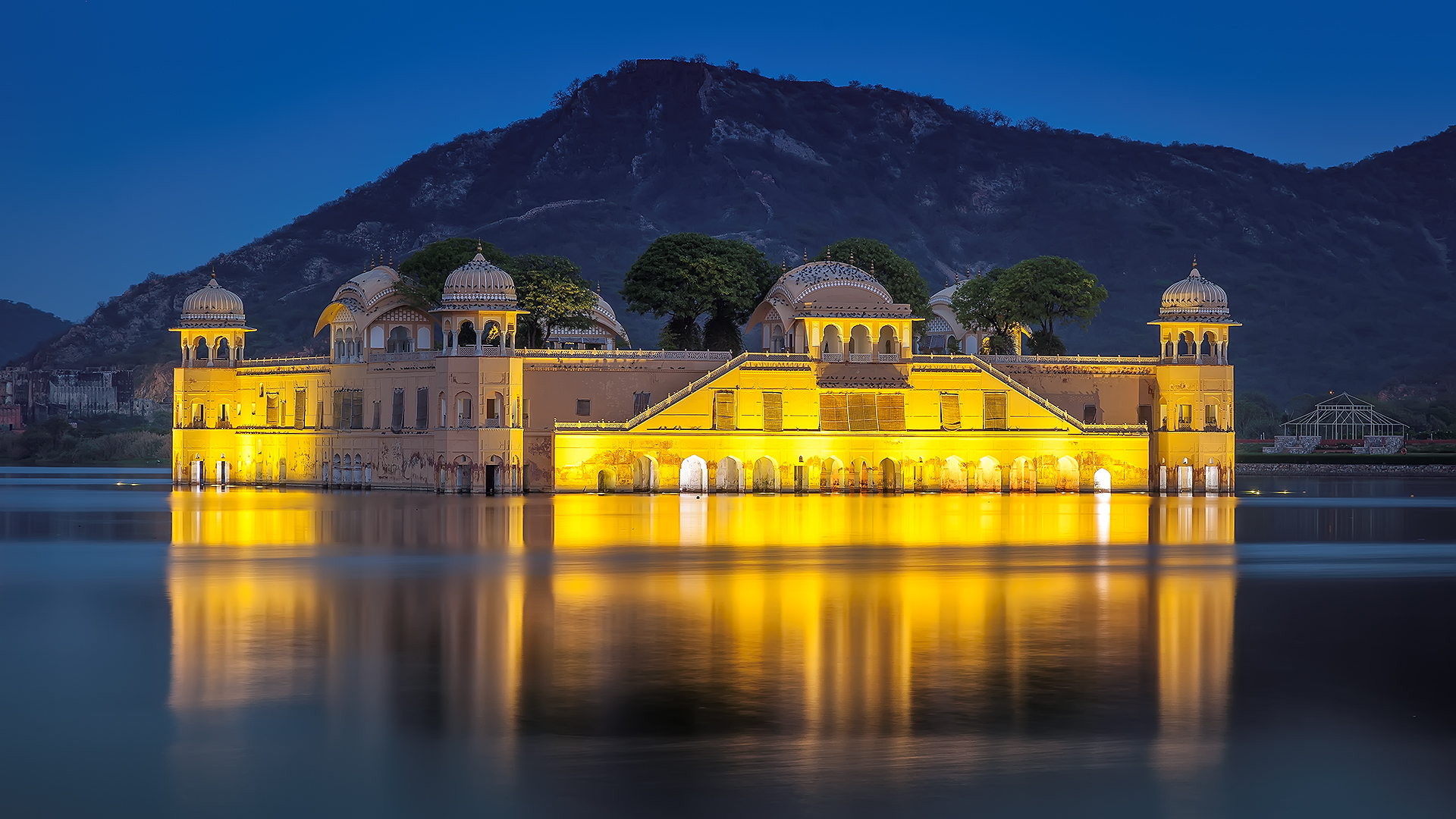 jal mahal jaipur, trip to ideal cities of noth india