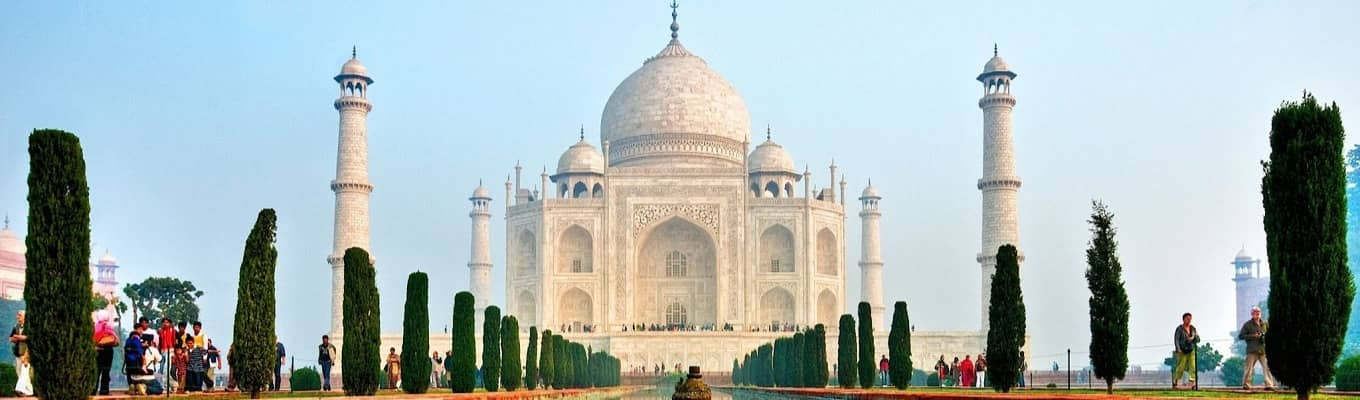Information About Taj Mahal