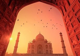 agra tour packages for one day