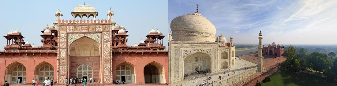 same day agra tour with fatehpur sikri