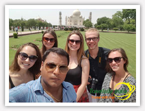 Taj Mahal Tour Group Tour from United Kingdom