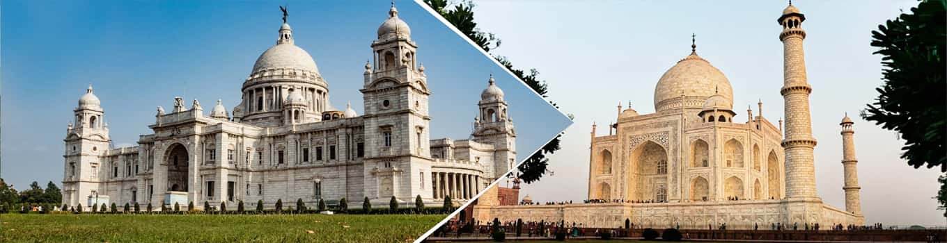 Kolkata To Agra Weekend Tour