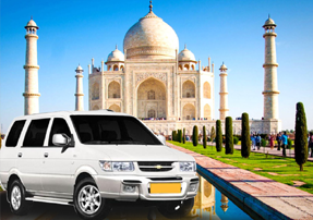 Same Day Agra Tour by Private Car