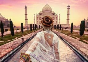 Two Day Agra (Taj Mahal) Tour