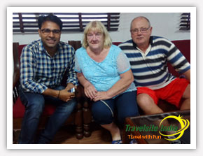 Travelsite India Happy Customer from United kingdom