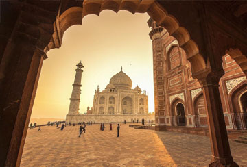 taj mahal weekend tour